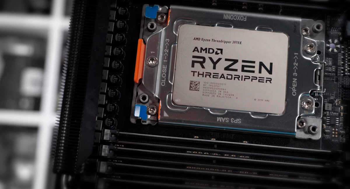 Новые процессоры AMD Ryzen Threadripper