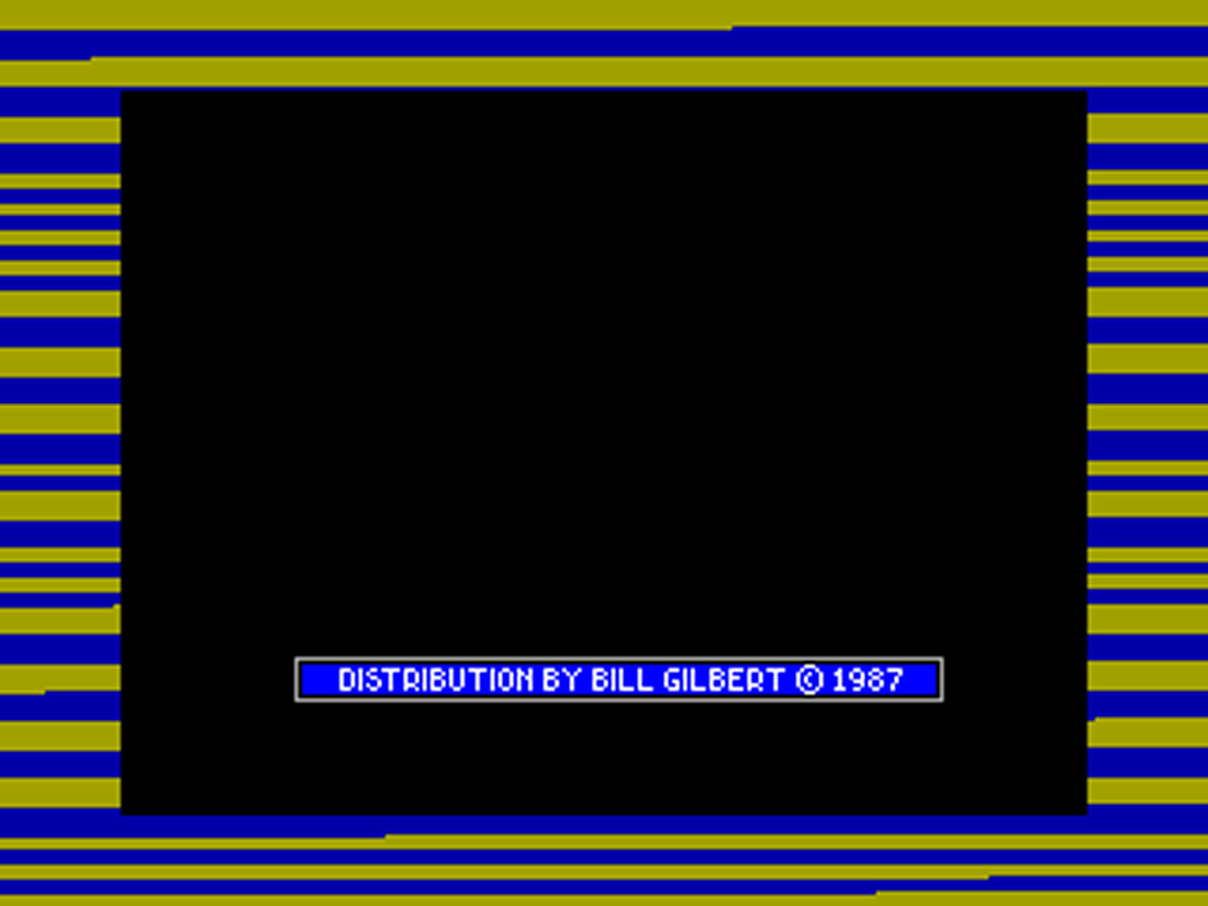 distribution by bill gilbert