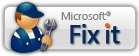 Microsoft Fix it 50203