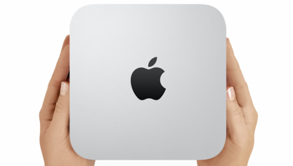 презентация mac mini new
